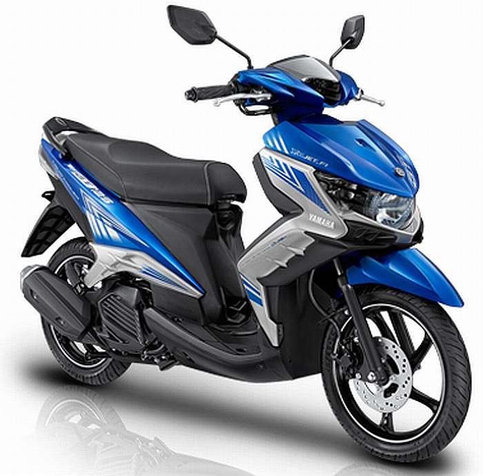 GT 125, Rp 15.900.000, 125cc, 101kg.