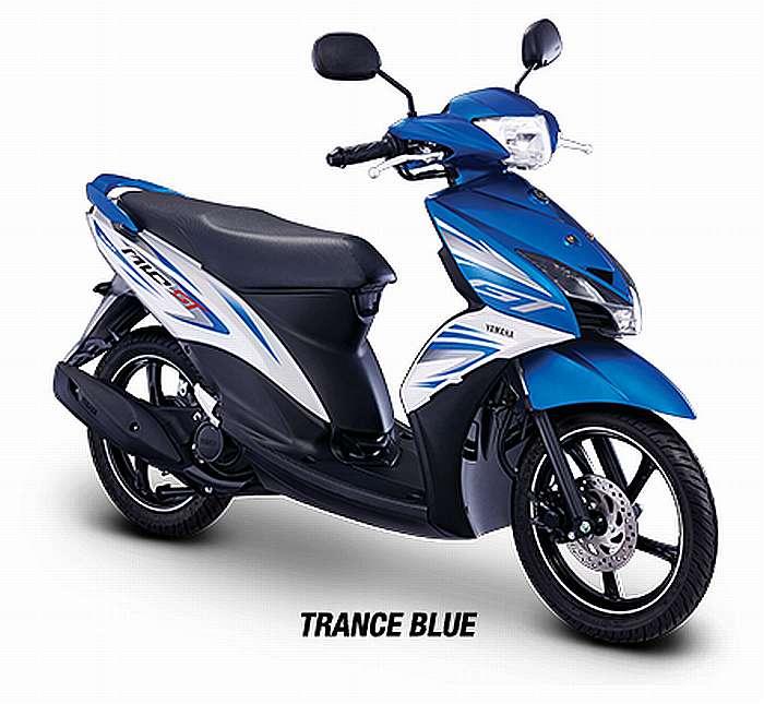 Mio-GT, Rp 13.200.000, 115cc, 93kg.