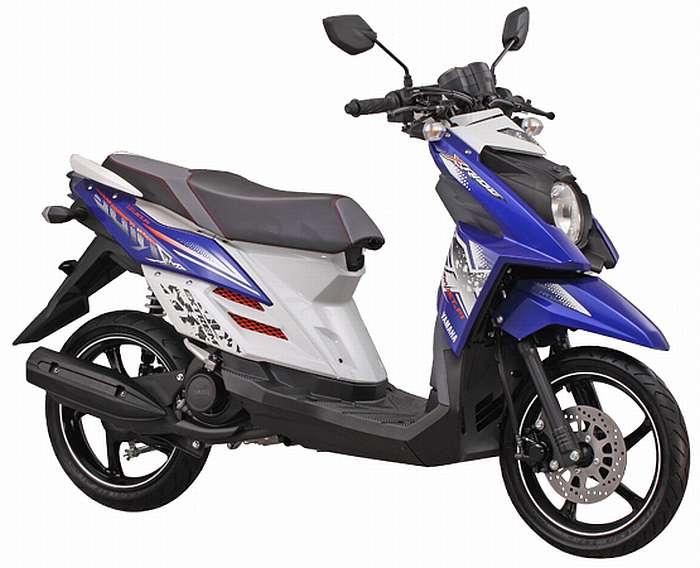 X-Ride, Rp 14.400.000, 115cc, 98kg