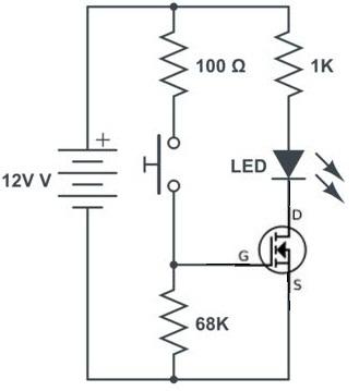 Mengganti relay dengan mosfet untuk solusi lampu depan atau sayangnya saya belum coba sendiri ccuart Images