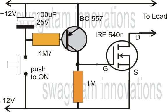 Mengganti relay dengan mosfet untuk solusi lampu depan atau mosfet as delay timer circuit atau versi yang bisa delay lebih lama asfbconference2016 Image collections