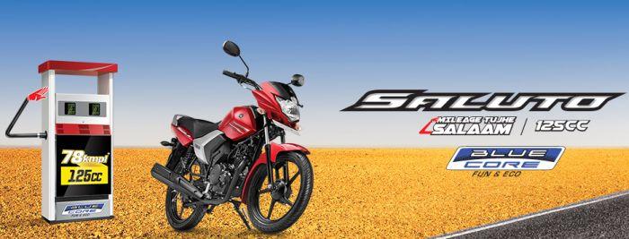 motor sport lemot Yamaha saluto125