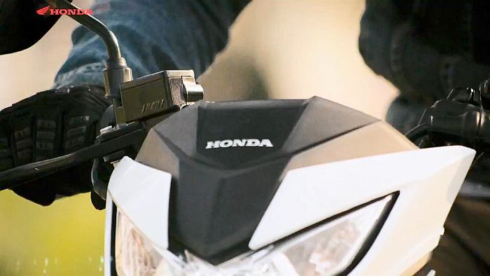 Honda Sonic 150 teaser1