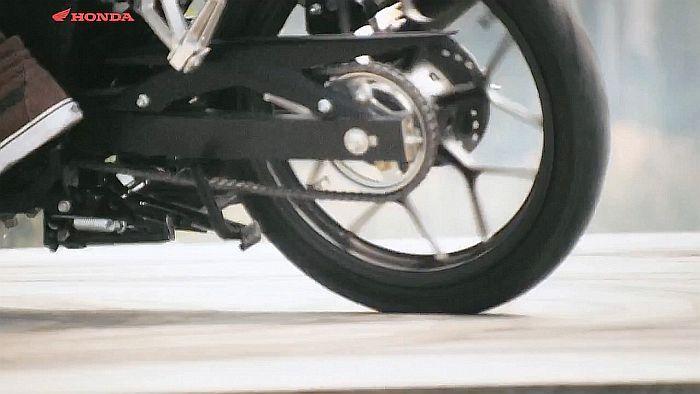 Honda Sonic 150 teaser5