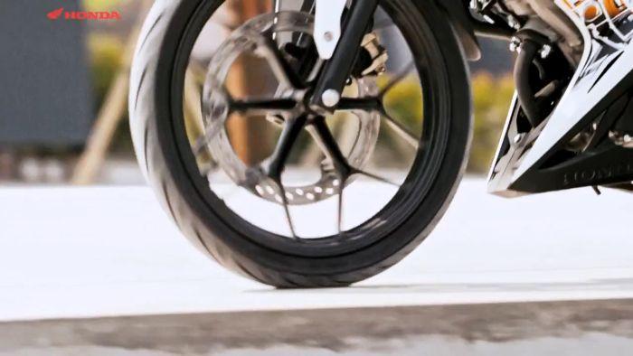 Honda Sonic 150 teaser6