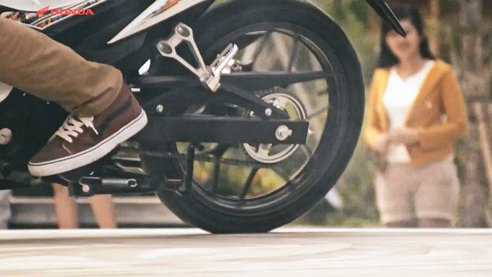 Honda Sonic 150 teaser7