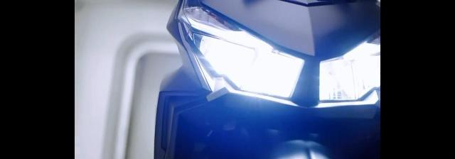 Lampu LED Honda Vario 150