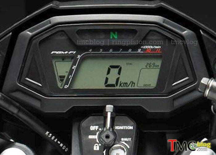 Spedo Honda Sonic 150R