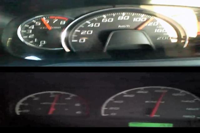 Performance Test Isuzu Panther with 4JA1-L Turbo Diesel Engine kalah dengan Daihatsu Ayla