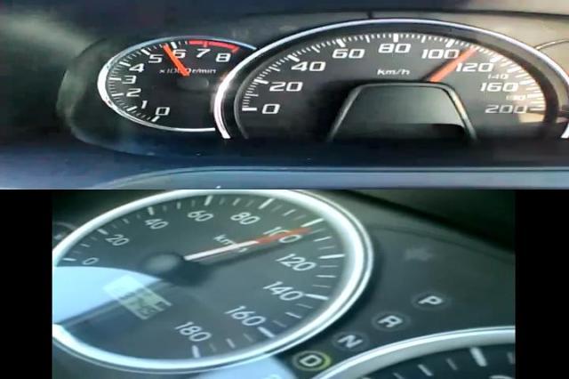 Toyota Avanza 1.5 (0-100) kalah dengan Daihatsu Ayla