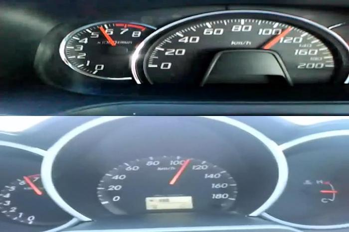 Toyota Rush Acceleration 0-155Km_h setara dengan Daihatsu Ayla