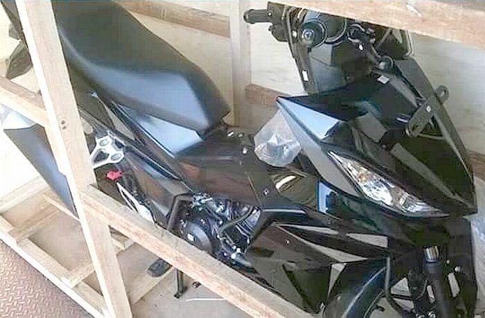 calon bebek super Honda Sonic tapi tampilan motor kalem Vario