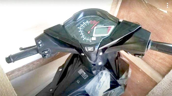 calon bebek super Honda Sonic tapi tampilan motor kalem Vario2