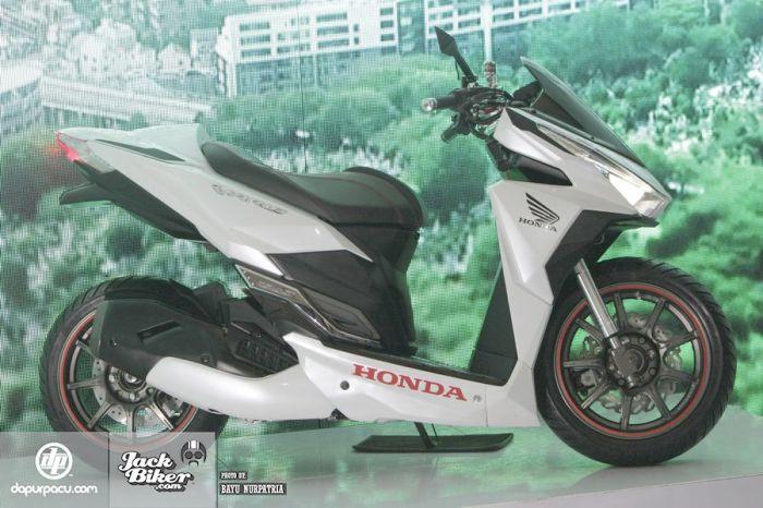 Honda Vario 150 modif sport