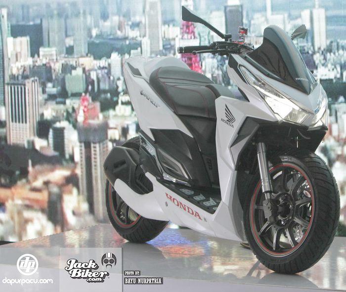 Honda Vario 150 modif sport2
