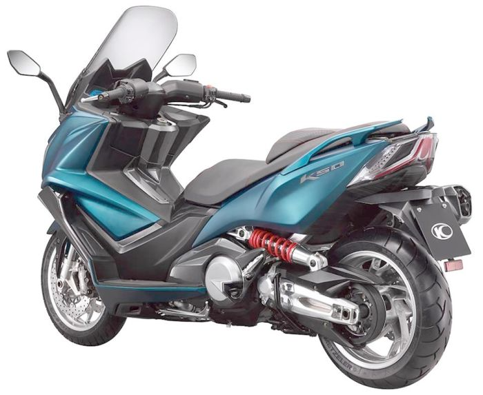 Kymco K50 5