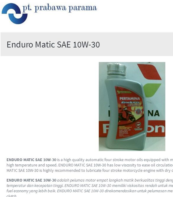 pertamina-enduro-matic