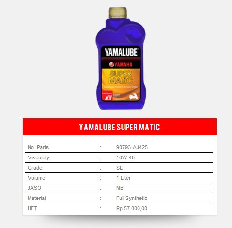 yamalube-super-matic