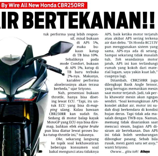 throttle-by-wire-honda-cbr250rr-resiko-tersangkut4