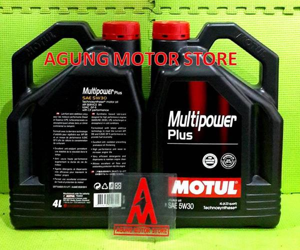 Oli_Mesin_MOTUL_Multipower_Plus_5W_30_Galon__4L_