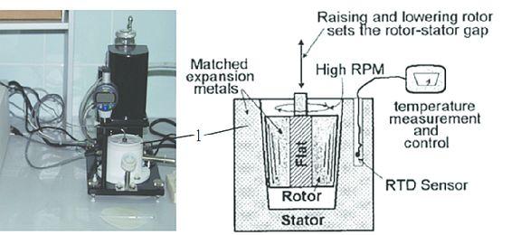 tappered bearing simulator