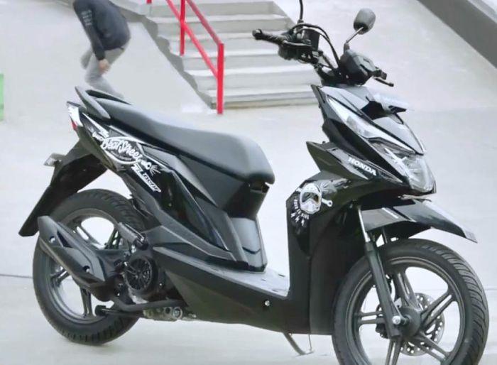 Honda Beat Street Motor Matik Dengan Setir Naked Mengupas Soal Motor