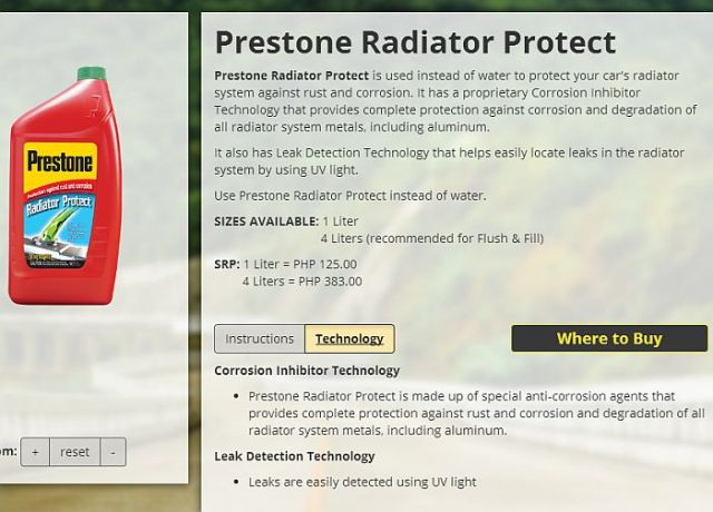 prestone-radiator-protect