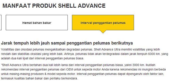 masa-pakai-shell-advance
