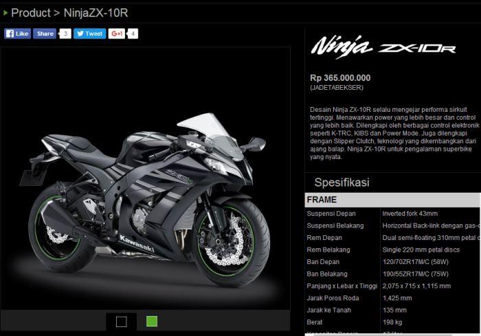 harga-kawasaki-ninja-zx-10r