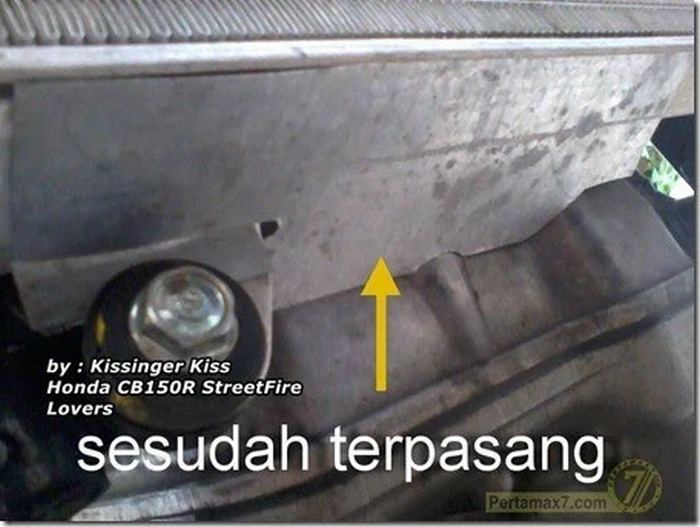 radiator-cb150r-sesudah-diberi-pelindung-lumpur