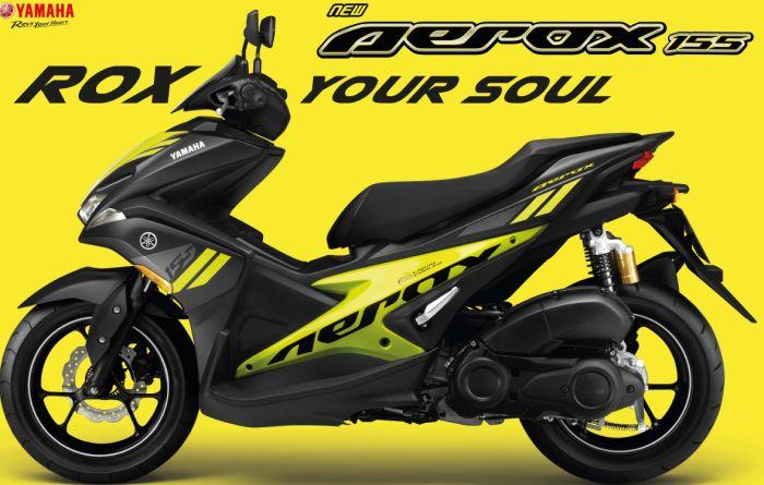 Aerox   Yamaha Price