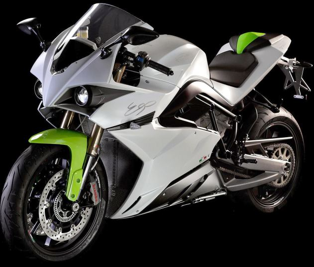 energica-ego-white-front-side