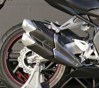 Knalpot Honda CBR250RR