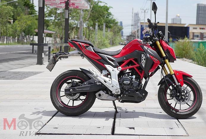 Spedo mocin GPX Demon 150 saja bisa ganti ganti warna, motor lokal kapan? | Mengupas soal motor
