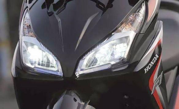 Pantas Lampu Depan Led Honda Vario 110 Itu Silau Memang Dari