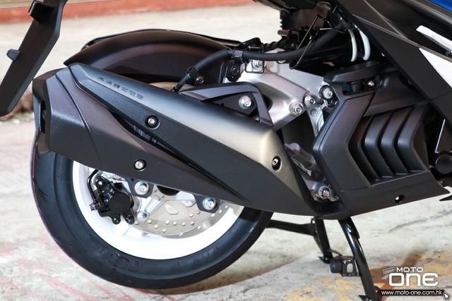 Linhai Power 175T Bajakan Yang 100% Persis Yamaha Force