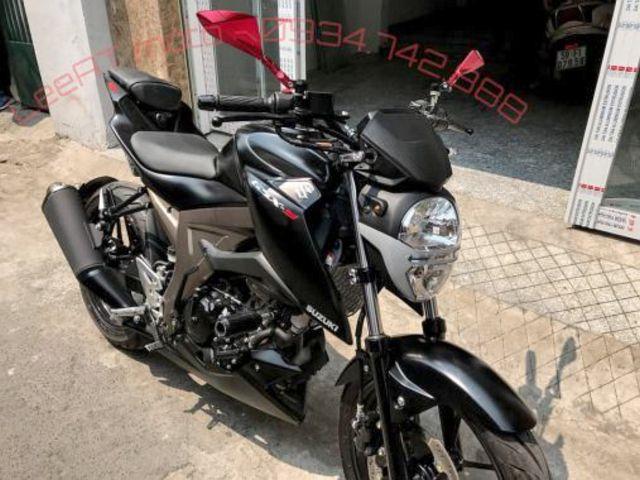 Sik Lampu Modif Di Suzuki Gsx S150 Ini Apa Beneran Lampunya Honda